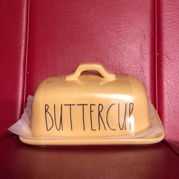 New Rae Dunn butter dish